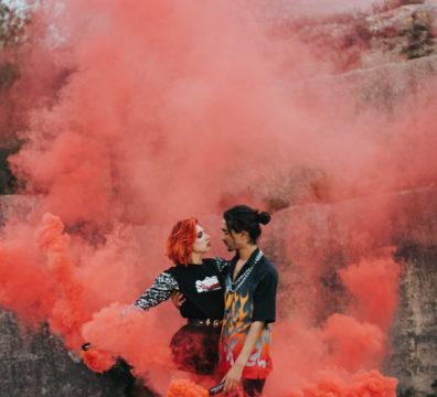 fumigène couple